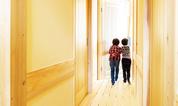 子どもを見守るママ目線の優しい家