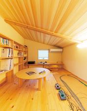30坪を無駄なく生かす、高品質な規格住宅