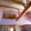 自然素材の家 完成見学会3