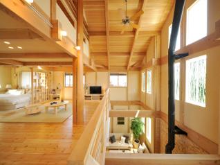 木だちの家(新潟西モデルハウス)
