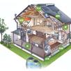 「郷の家」構造見学会!!3