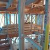 自然素材の構造見学会in奈良県北葛城郡3