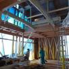 自然素材の構造見学会in奈良県北葛城郡2