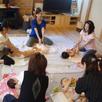 木の家でベビマ教室開催!2