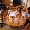 木の家でベビマ教室開催!3