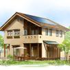 郷の家モデルハウス1