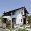 栞の家モデルハウス1