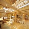 家族思いの木の家 構造見学会3