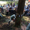 秋の伐採体験ツアー2