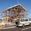新築現場 構造見学会!1