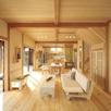 こだわり素材の天然無垢の家 完成見学会1