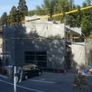 工事中の建物見学1
