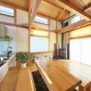 「自然の風と天然素材の家」体感見学会2
