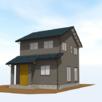 NM様邸『郷の家』完成見学会1
