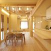 天然木の家モデルハウスOPEN!1