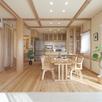 新発田市【tsumiki】モデルハウス2