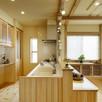 『天然木の家 完成見学会』2