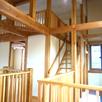 天然木の家完成見学会開催!3