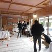 【新潟市北区】お客様のお宅 構造見学会2