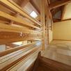『小屋裏のある平屋』構造見学会3
