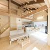 地震に強い家、構造見学会。3