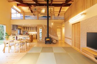 木のひらや 松本モデルハウス