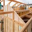 お客様のお宅新築構造見学会2