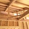 お客様のお宅 郷の家構造見学会2