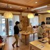 リネンのお洋服×木のアクセサリー展!3