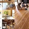 「木の家を楽しむ体感見学会」1