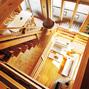 階段:中越展示場活け木の家メイン画像