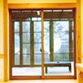 アルミ+樹脂サッシペアガラス ( LOW-Eガラス)